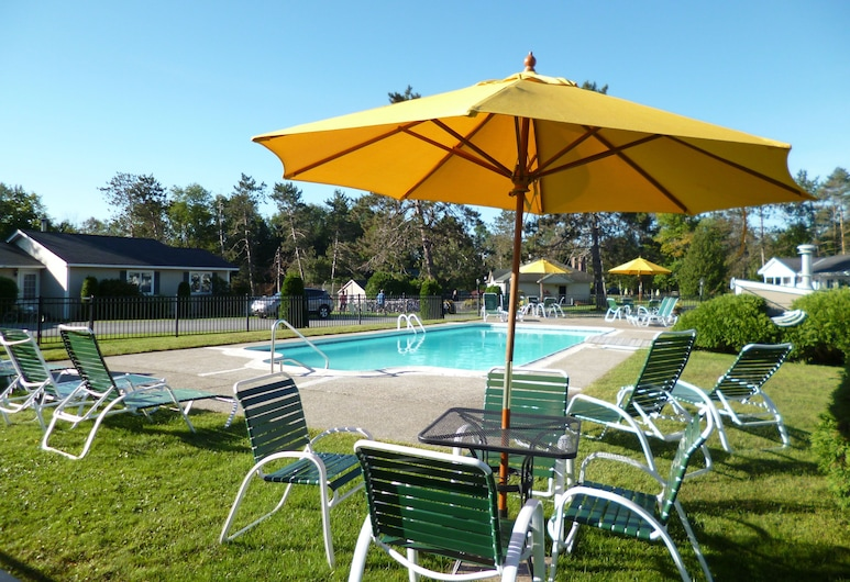 Stowe Motel & Snowdrift, Stowe, Piscina al aire libre