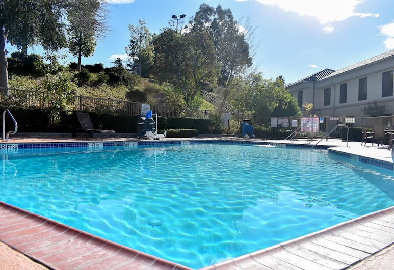 Best Western Valencia/Six Flags Inn & Suites, Valencia, Outdoor Pool