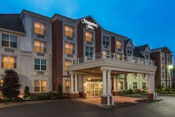 Introduce las fechas para ver los descuentos de hoteles en Williamsville