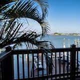 Suite – executive, 1 kingsize-seng (Waterfront) - Balkong