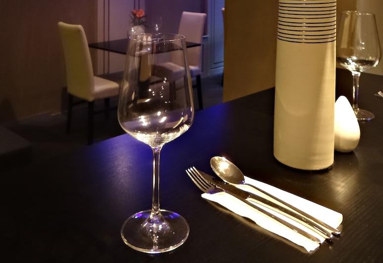 Hotel U Krize, Praga, Lounge do hotel