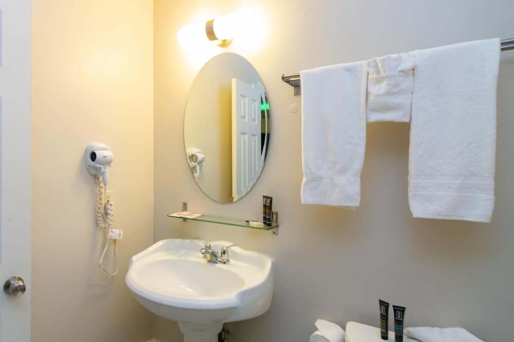 Zimmer, 1 Queen-Bett, Nichtraucher, Whirlpool - Badezimmer