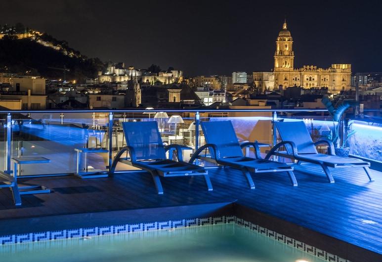 Sallés Hotel Málaga Centro, Málaga, Pool