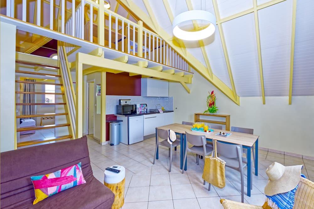 Appartement Superieur - Living Area