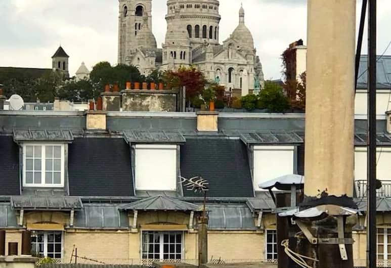 호텔 미그니 오페라 몽마르트르, 파리, 호텔에서의 전망