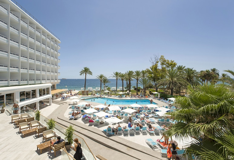 Hotel Playasol The New Algarb, Ibiza Town, Välibassein