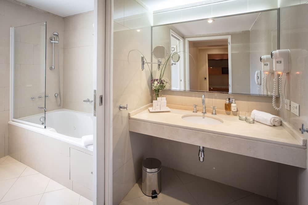 Kamar Twin Comfort - Kamar mandi