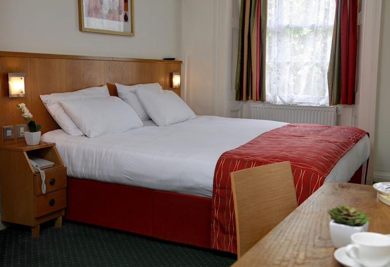 Queensway Hotel, Sure Hotel Collection by Best Western, London, Standardzimmer, 1 Doppelbett, Nichtraucher, Zimmer