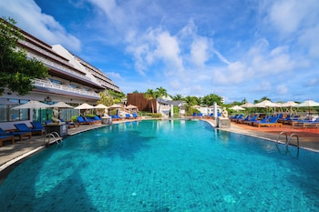 Karon bölgesindeki Orchidacea Resort resmi