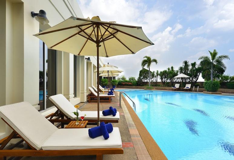 ミラクル グランド コンベンション ホテル, バンコク, 屋外プール