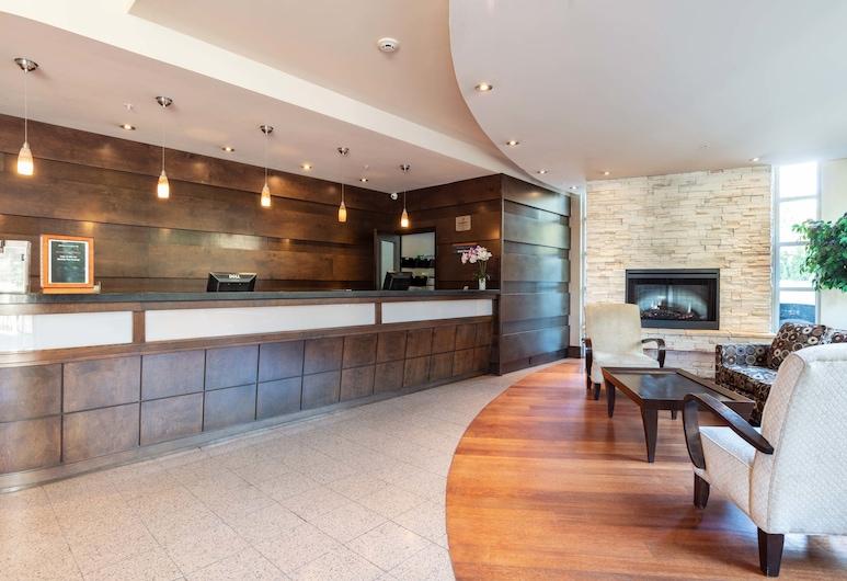 Sandman Suites Surrey-Guildford, Surrey, Reception