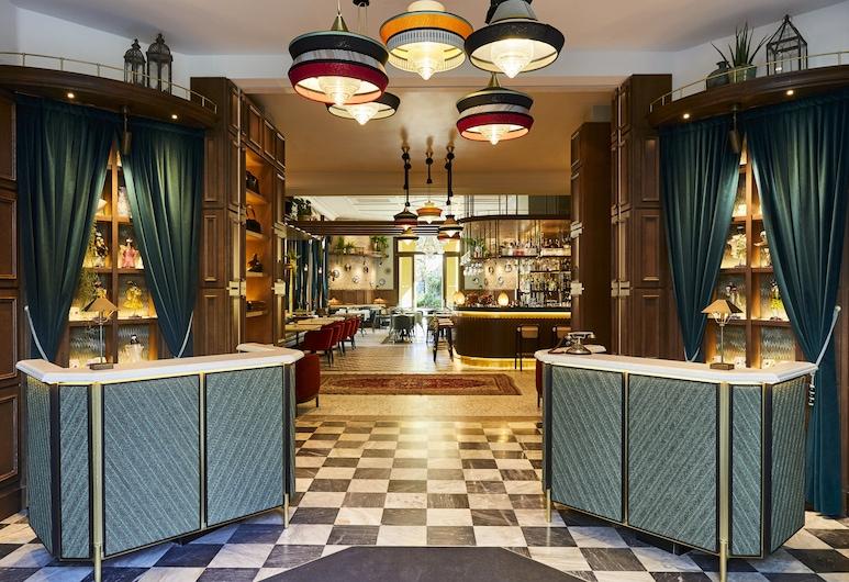 Hotel Indigo Venice - Sant'Elena, Benátky, Vstupní hala