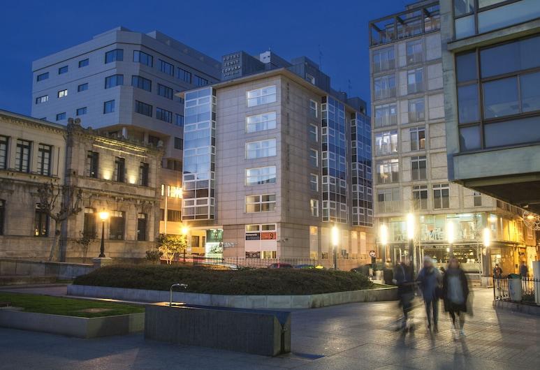 Hotel Zenit Coruña, La Coruna, Výhľad z hosťovskej izby