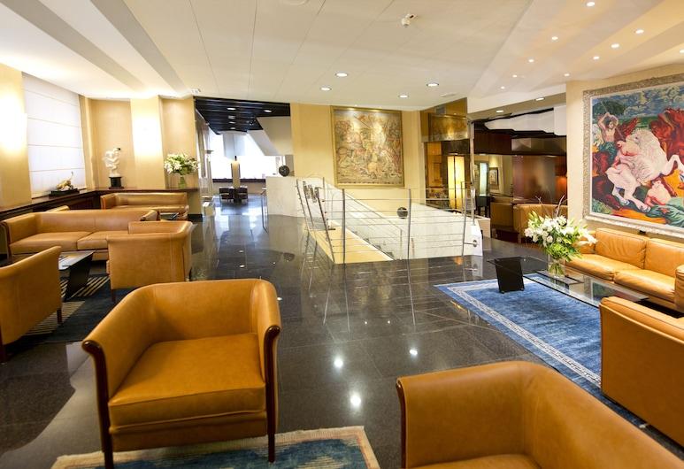 Hotel D'Este, Milão, Lobby