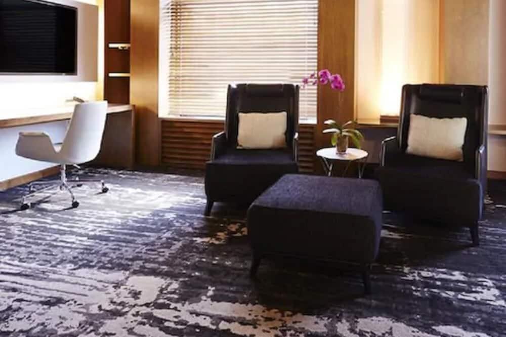 Luxury tuba, 1 ülilai voodi (Prestige) - Lõõgastumisala
