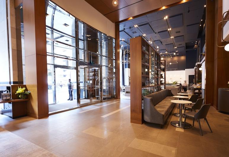 Le Germain Hotel Toronto, Toronto, Entrada interior