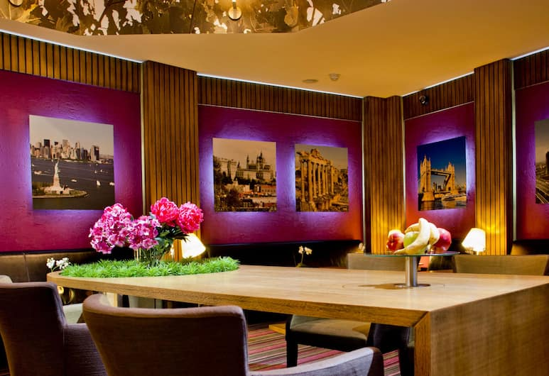 BEST WESTERN City Hotel, BW Premier Collection, Sofia, Lobby Lounge