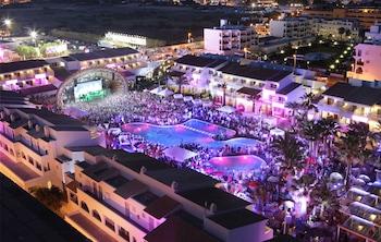 Foto di Ushuaia Ibiza Beach Hotel a Sant Josep de sa Talaia