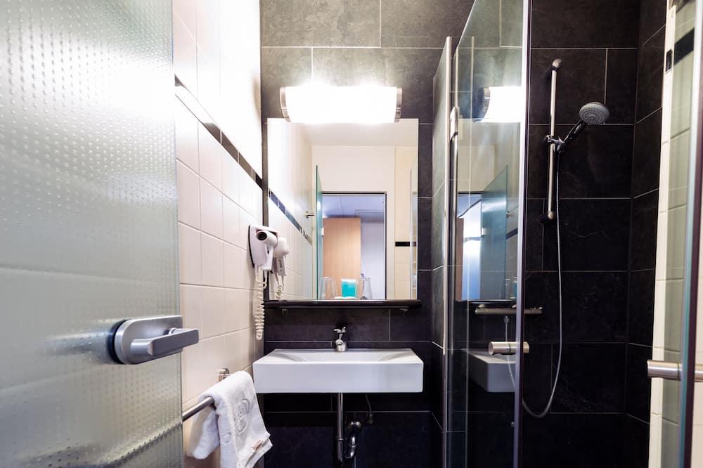 Comfort-værelse - 2 enkeltsenge - Badeværelse