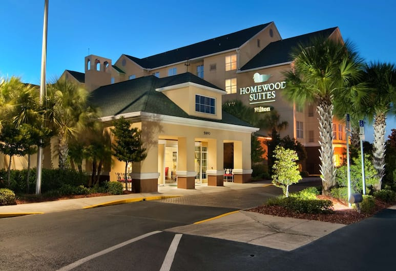 Homewood Suites By Hilton Orlando-Nearest Universal Studios, Orlando, Exterior