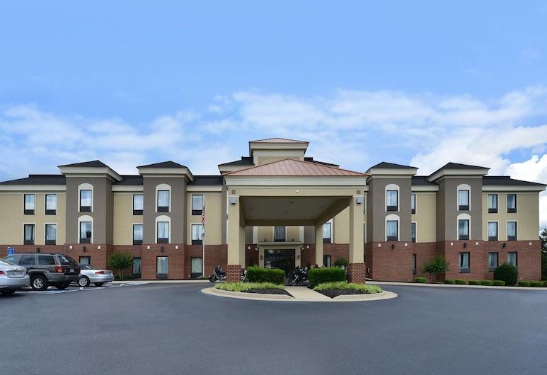 Holiday Inn Express Hotel & Suites Petersburg-Dinwiddie, Petersburg, Välisilme