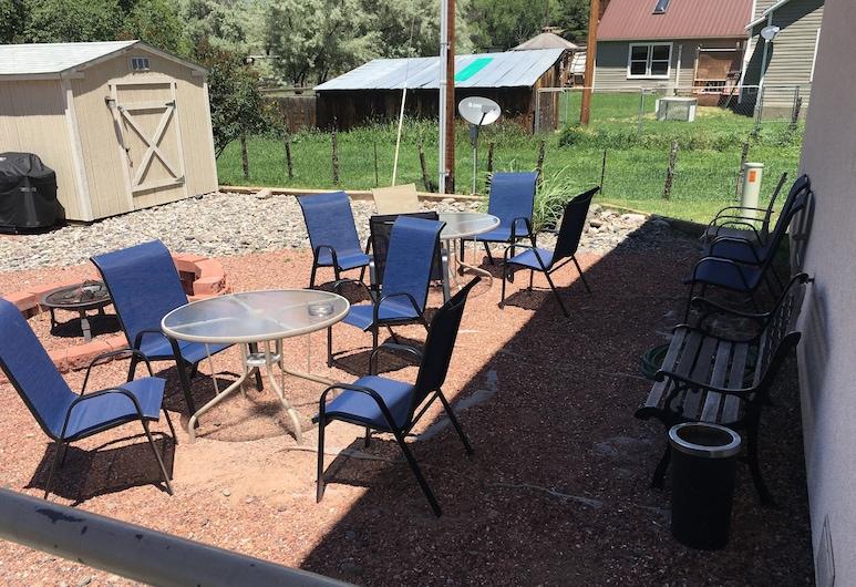 Stay Wise Inn Cedaredge, Cedaredge, Taras/patio