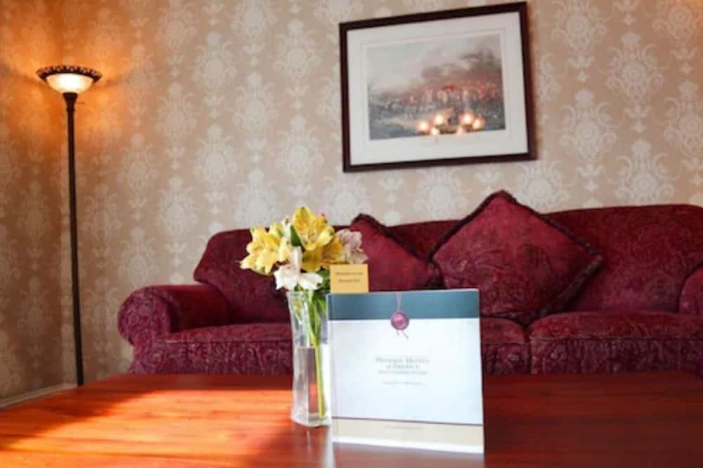 Štandardná izba, 1 extra veľké dvojlôžko - Obývacie priestory