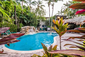 Mynd af Crane's Beach House Boutique Hotel & Luxury Villas í Delray Beach