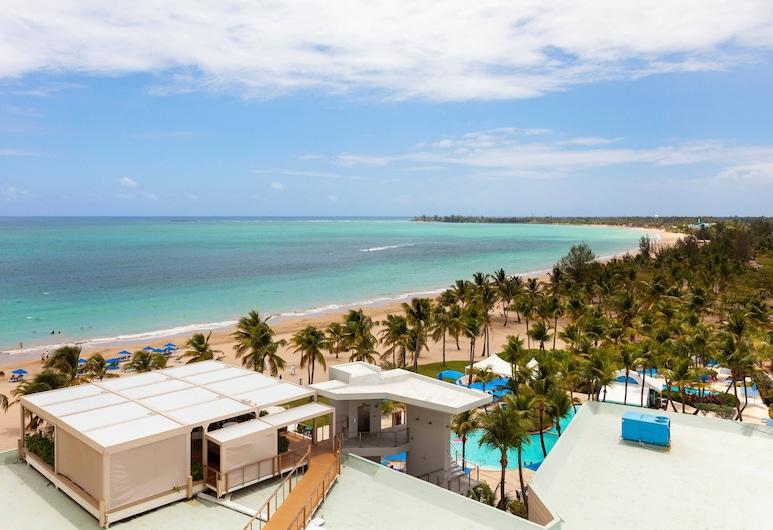 Courtyard by Marriott Isla Verde Beach Resort, Carolina, Zimmer, 2Queen-Betten, Nichtraucher, Poolblick, Zimmer