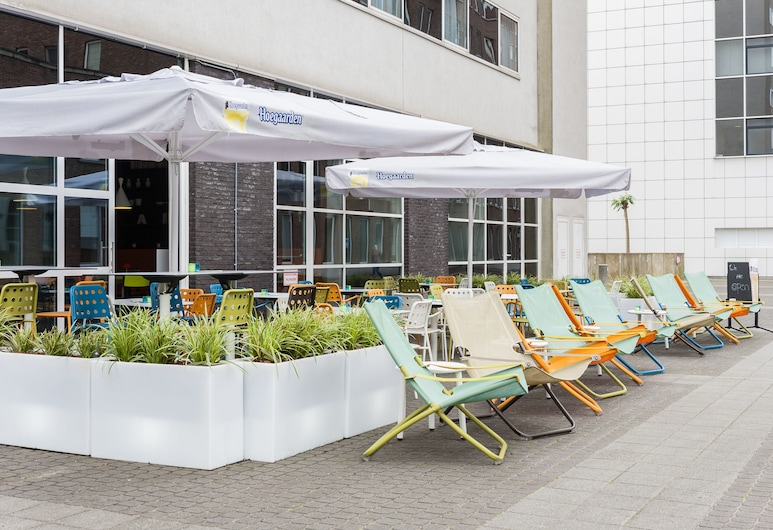Holiday Inn Express Antwerp City-North, an IHG Hotel, Antwerp, Terrace/Patio