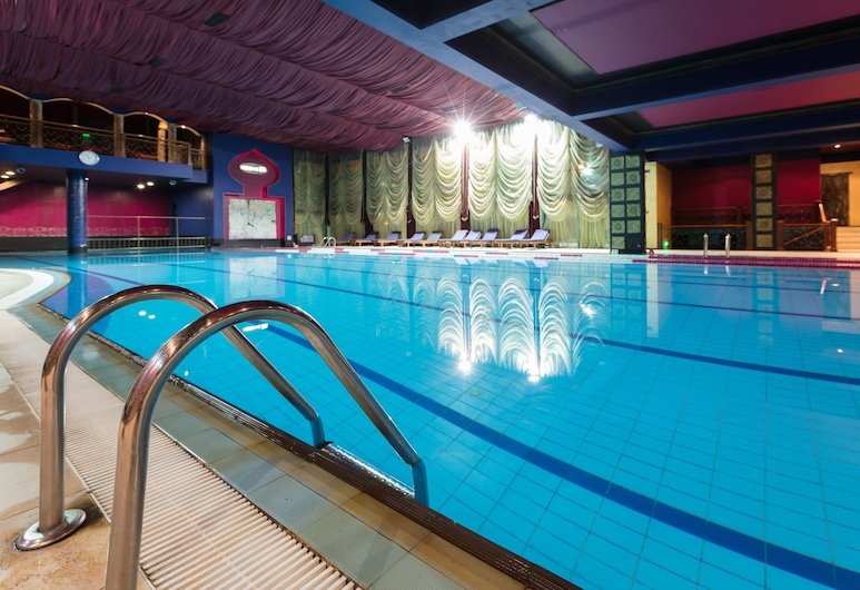 Ramada by Wyndham Sofia City Center, Sofia, Indoor Pool