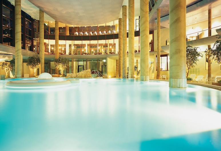 Hotel Krone Aachen City-Eurogress, Άαχεν, Εσωτερική πισίνα