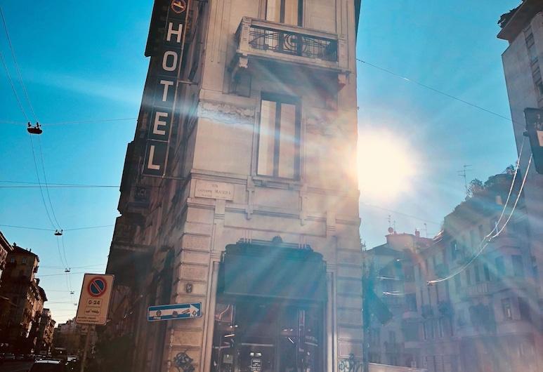 Demidoff Hotel Milano, Μιλάνο, Πρόσοψη ξενοδοχείου