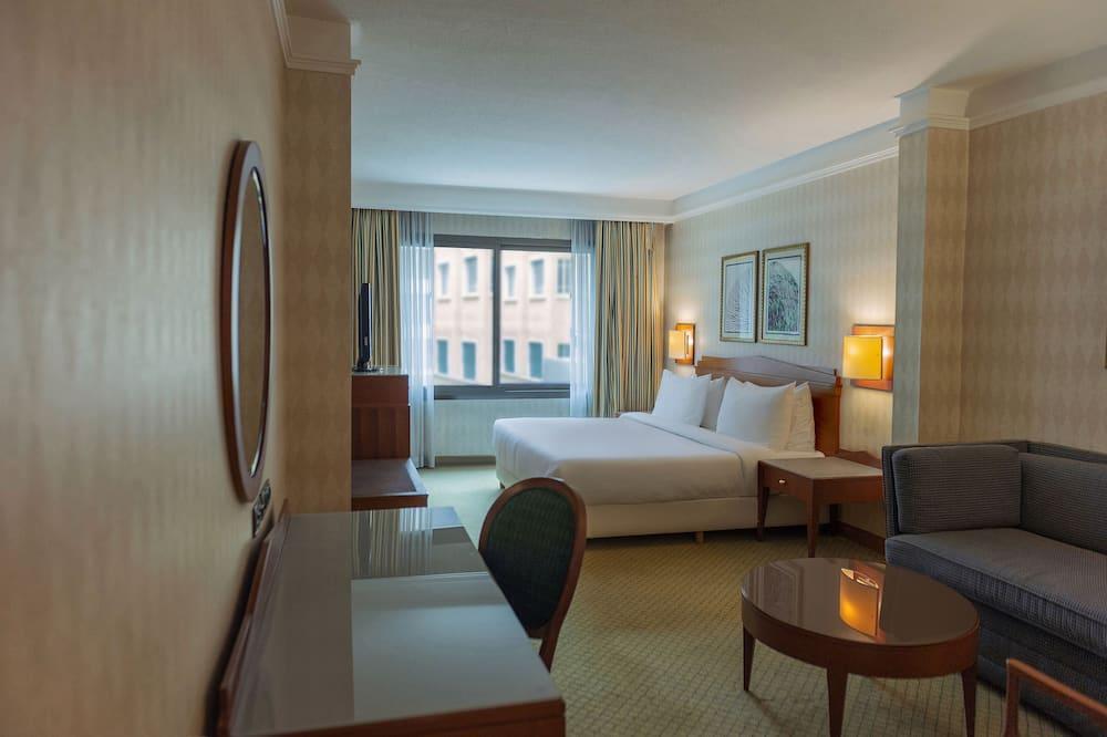 家庭客房 (2 Connected Rooms) - 城市景觀