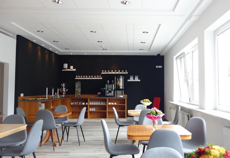 Plaza Inn Hannover City Nord, Hannover, Snídaňová místnost