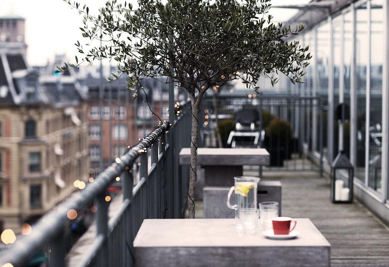The Square, Kopenhagen, Terasa/trijem