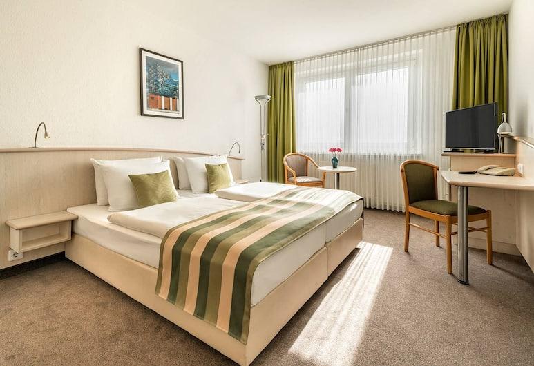 Panorama Inn Hotel und Boardinghaus, Hamburgas, Svečių kambarys