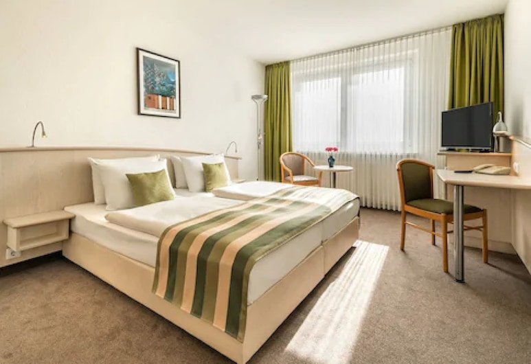 Panorama Inn Hotel und Boardinghaus, Hamburg, Doppel- oder Zweibettzimmer, Zimmer