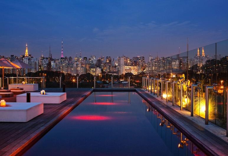 Hotel Unique, São Paulo, Exteriér