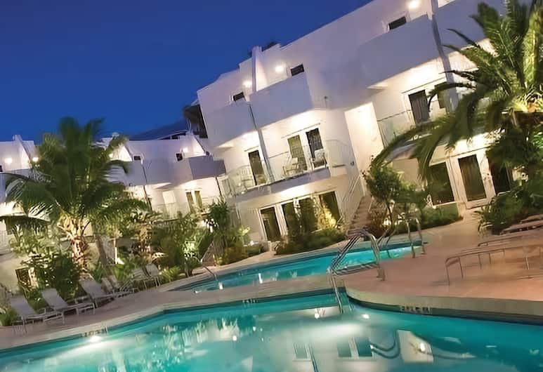 Santa Maria Suites, Key West, Bovenaanzicht