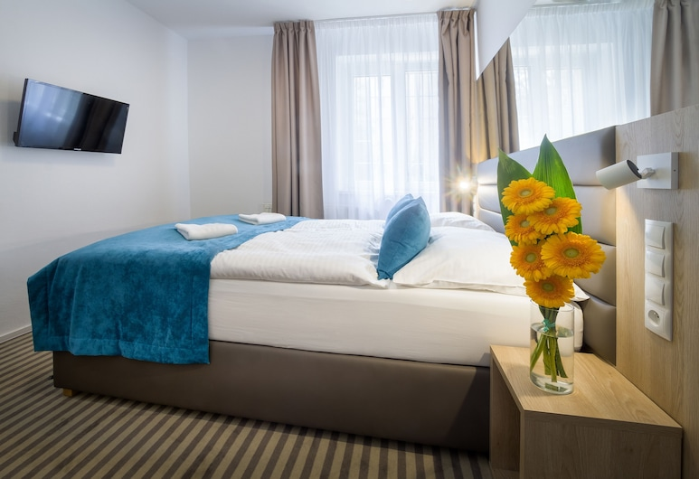 Hotel White Lion, Praha, Štandardná jednolôžková izba, Hosťovská izba