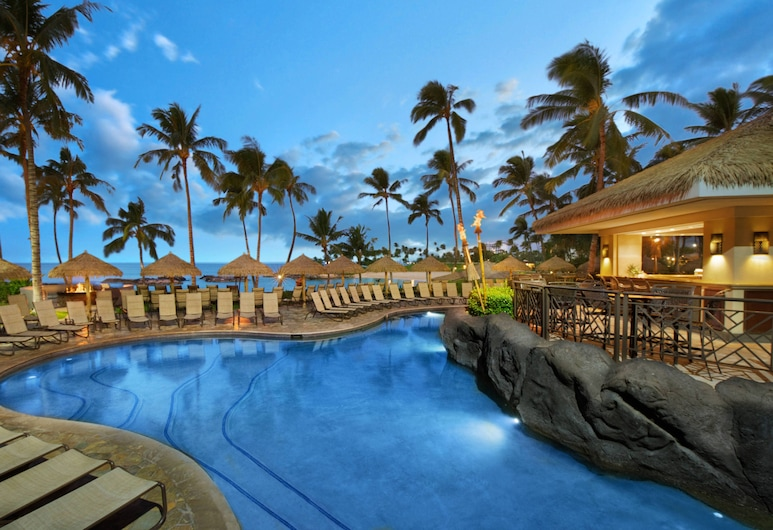 Marriott's Ko'Olina Beach Club, Kapolei, Outdoor Pool