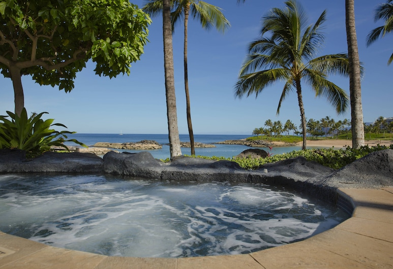 Marriott's Ko'Olina Beach Club, Kapolei, Outdoor Spa Tub