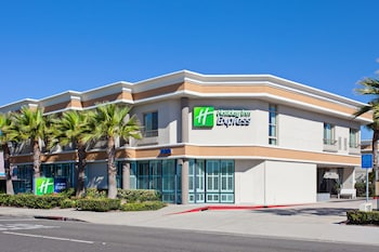 Foto do Holiday Inn Express Newport Beach em Newport Beach