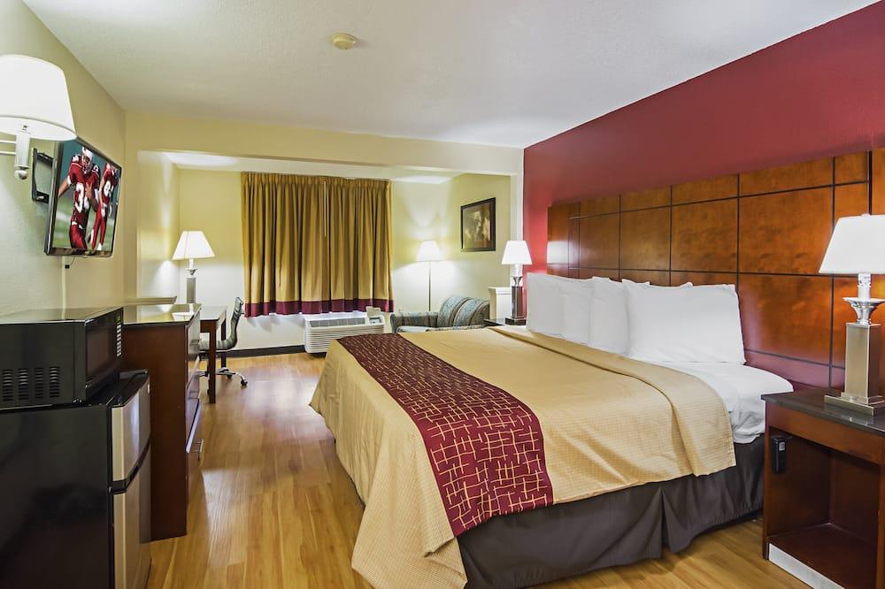 ห้องซูพีเรีย, เตียงคิงไซส์ 1 เตียง, ปลอดบุหรี่ - ห้องพัก