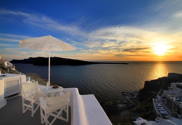 Finesse Suites, Santorini, Honeymoon Suite, Sea View, Balcony