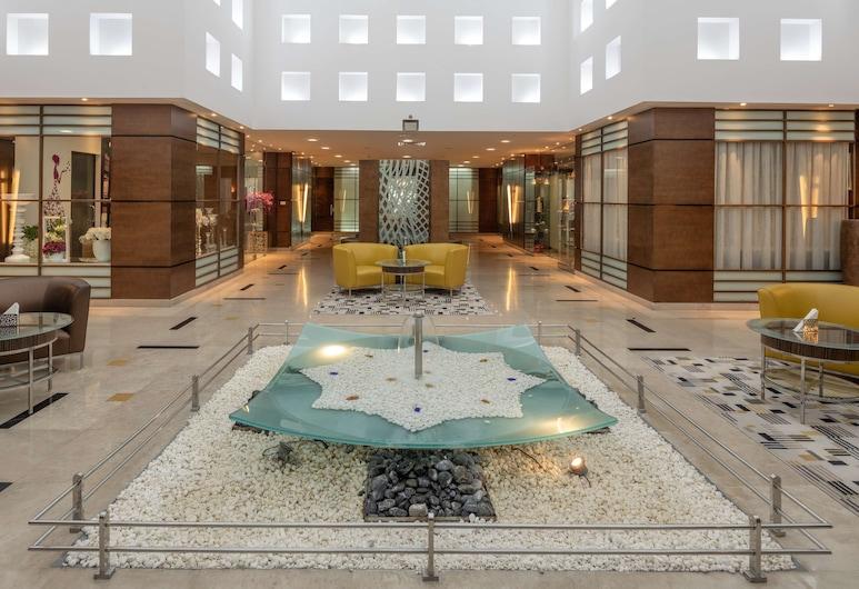 Radisson Blu Hotel, Riyadh, Riyadh, Lobby