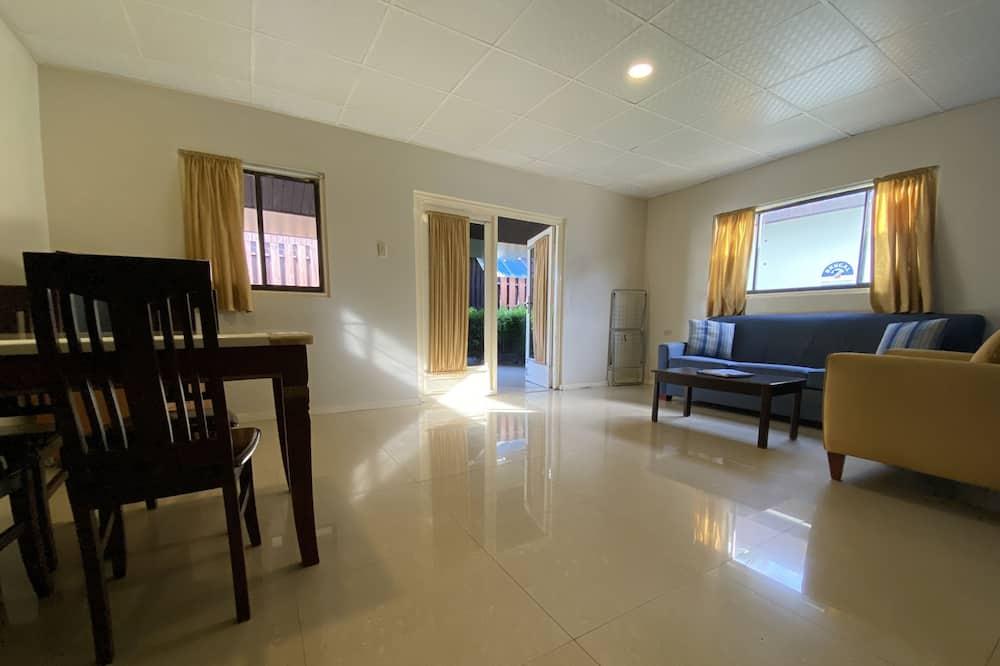 Suite, 2 habitaciones - Sala de estar