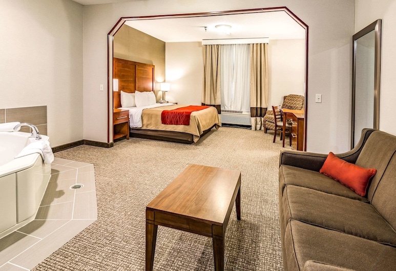 Comfort Inn And Suites, Rapid City, Guest Room