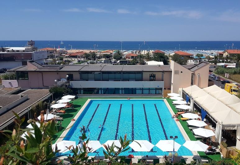 Dune Hotel & RTA Boschetto Holiday, Camaiore, Letecký pohled